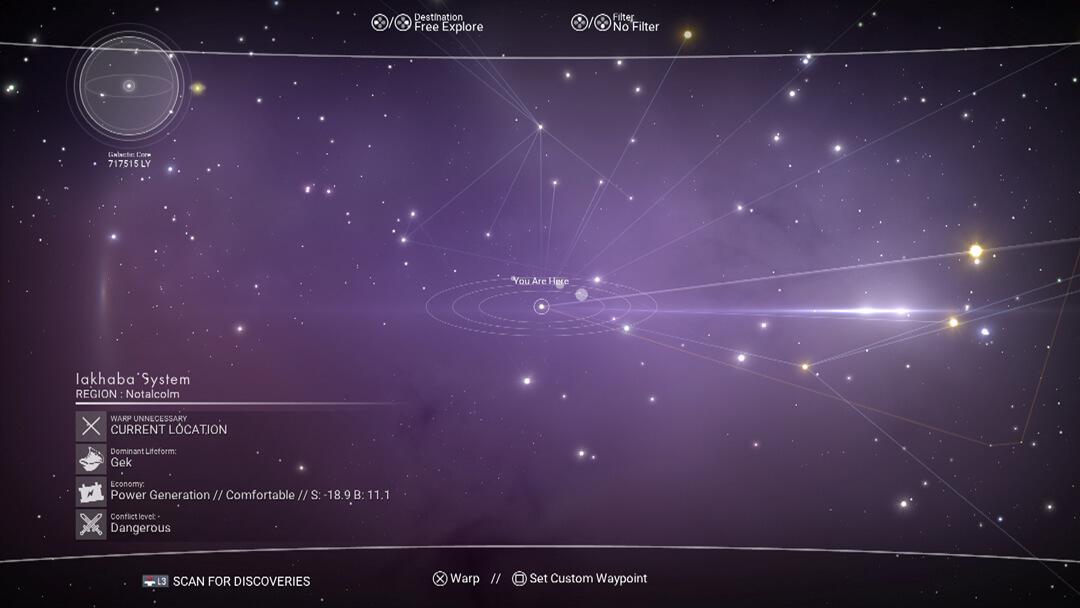 Atlas Rises Update No Mans Sky - Star map generator