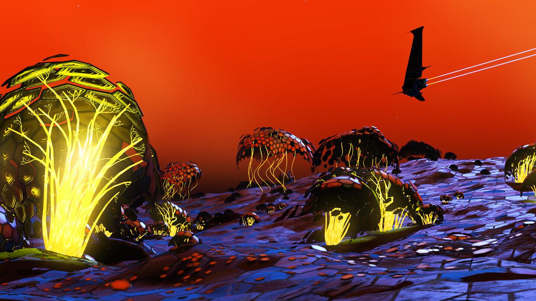 Screenshot of new worlds