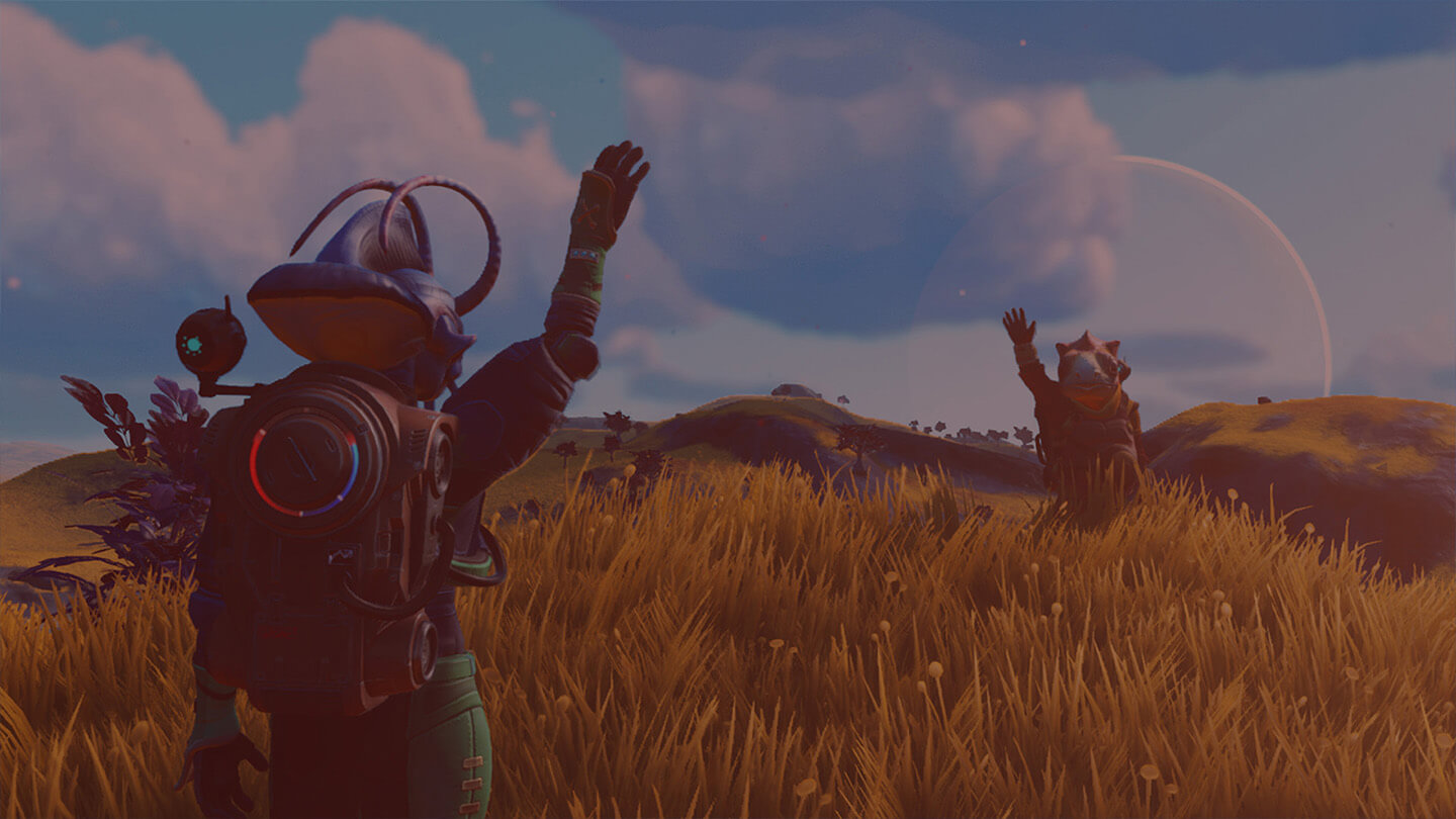 Beyond Update - No Man's Sky